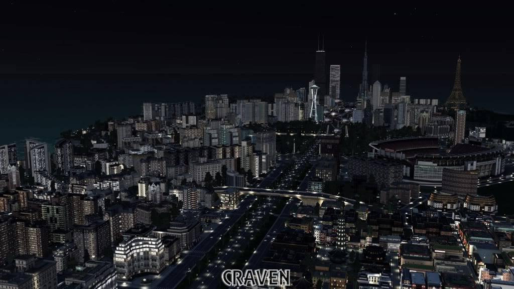 Les villes du passé Craven177