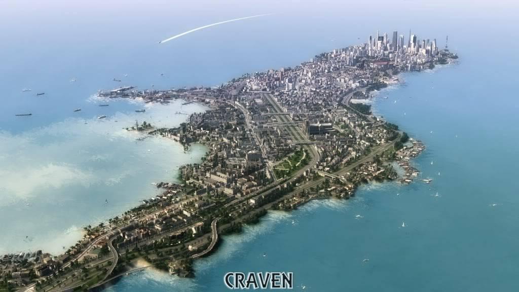 Les villes du passé Craven267