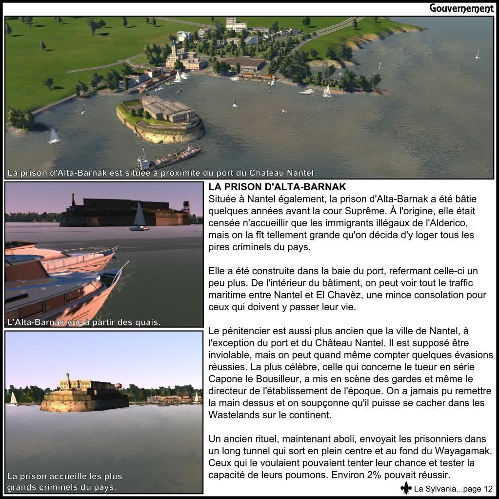 Sylvania, Opérations militaires dans le Tiers Monde Aldelsylien LeLivrep012