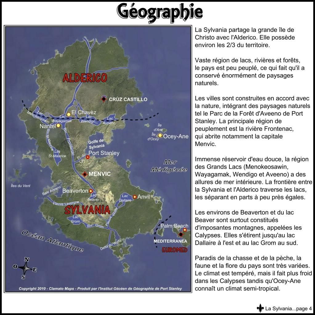 Sylvania, Opérations militaires dans le Tiers Monde Aldelsylien LeLivrep4