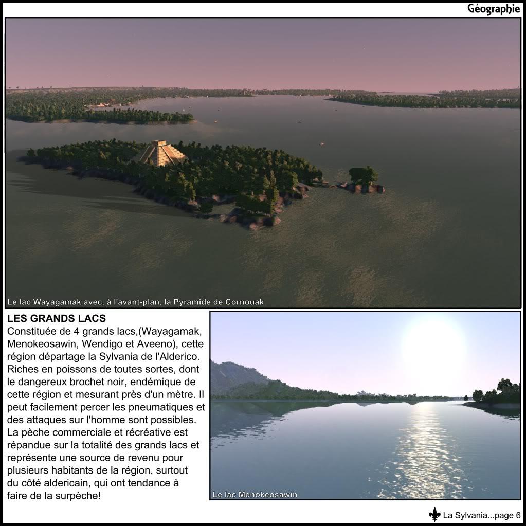 Sylvania, Opérations militaires dans le Tiers Monde Aldelsylien LeLivrep6