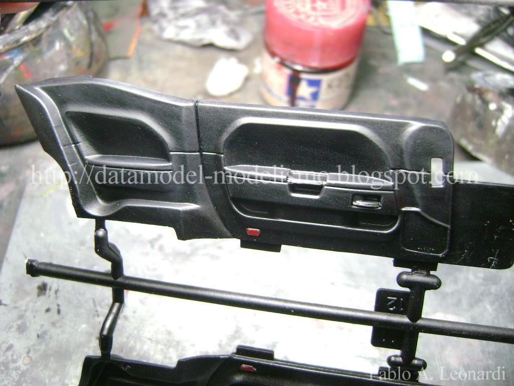 Dodge Challenger 2009 Revell 1/25 DSC01015