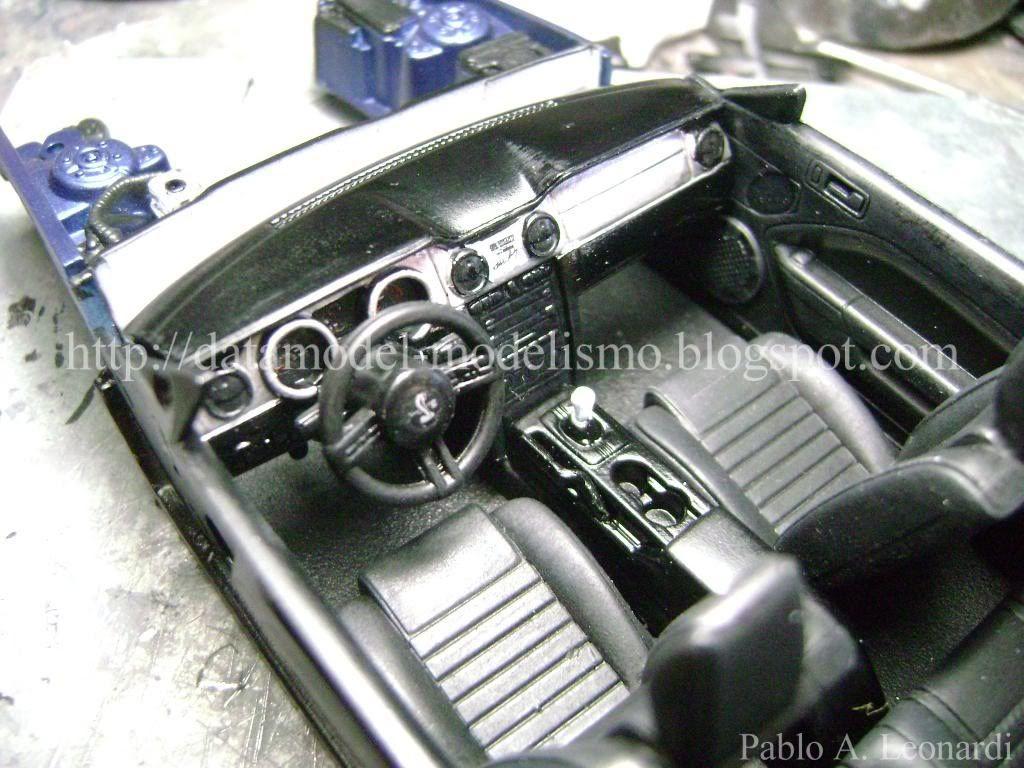 Shelby Mustang GT 500 KR DSC01026
