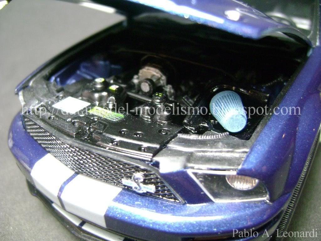 Shelby Mustang GT 500 KR DSC01103