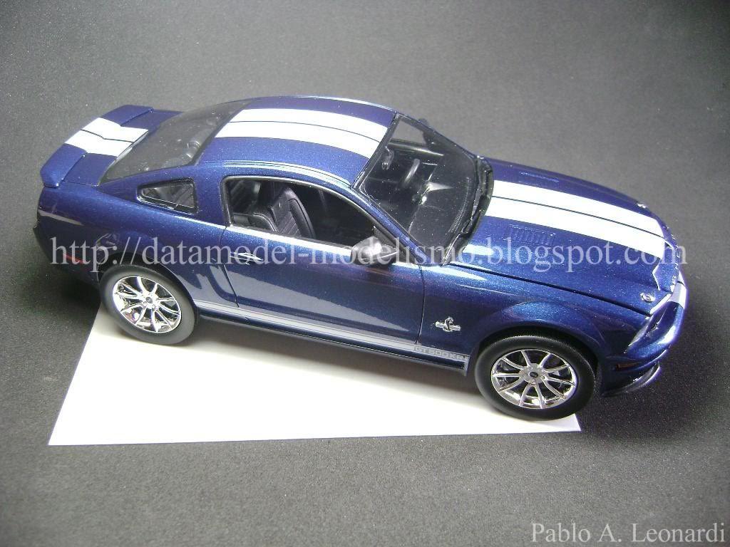 Shelby Mustang GT 500 KR DSC01116