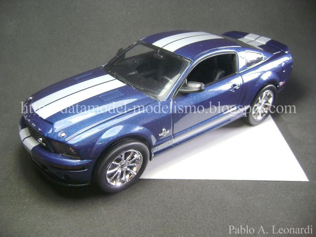 Shelby Mustang GT 500 KR DSC01118