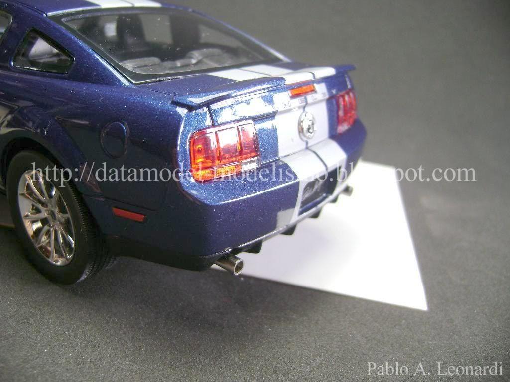 Shelby Mustang GT 500 KR DSC01119