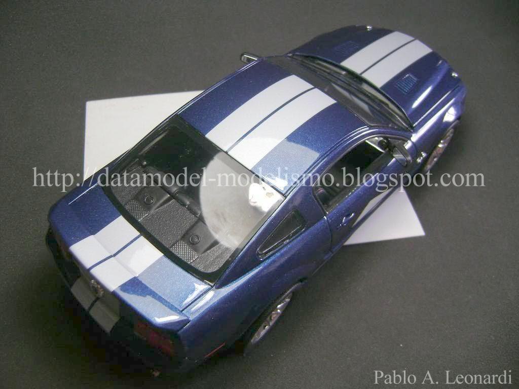 Shelby Mustang GT 500 KR DSC01124