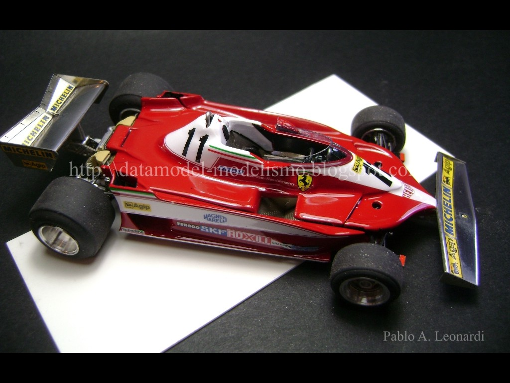 Ferrari 312T3 1978. Tameo kits DSC09133_zps05c8dc58