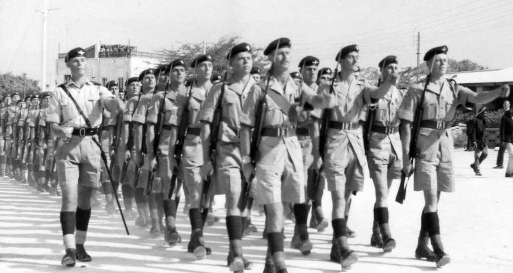 """D"" Company orbat (Late 60s early 70s) Bahrain021"