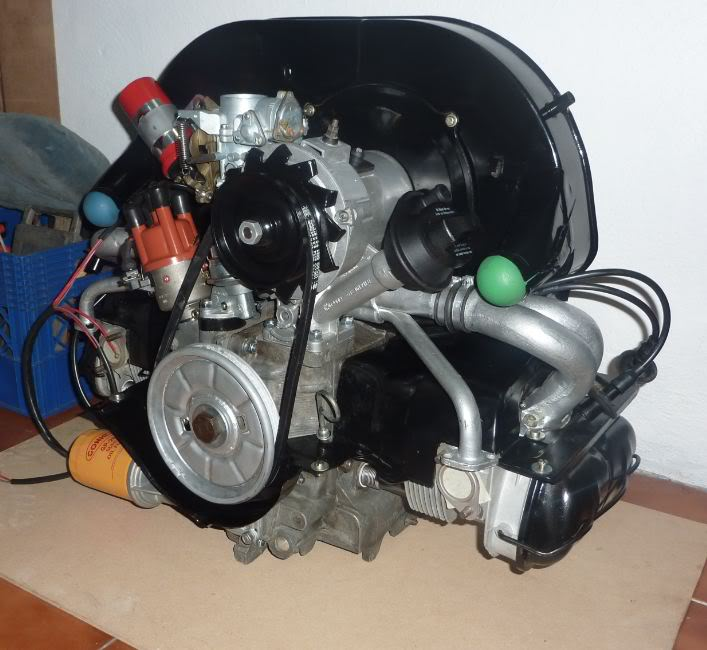 Mi combi 86´ - Página 2 Motor