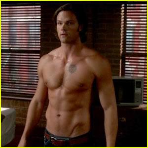 Jared Padalecki Jared-padalecki-shirtless