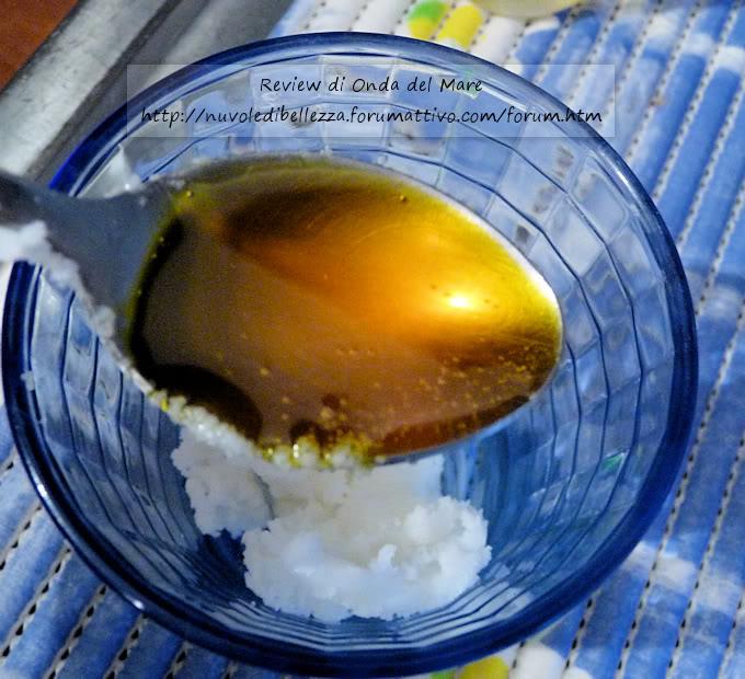 Maschera per capelli nutriente - ricetta di Onda del Mare Ondina_ricetta01_04