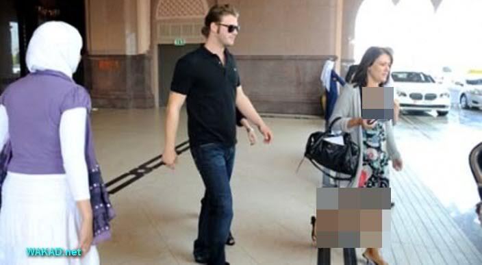 وقاحة الممثل التركي في الامارات شئ غريب عجيب يا ناس 3