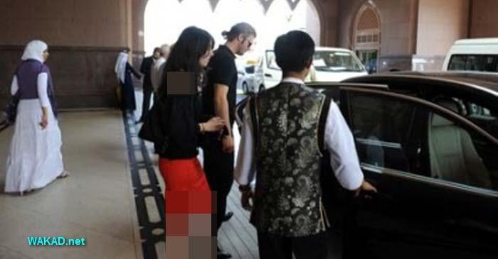 وقاحة الممثل التركي في الامارات شئ غريب عجيب يا ناس 5