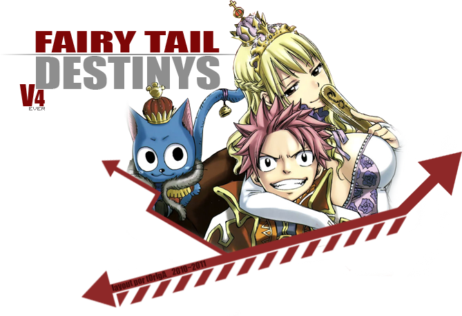 fairy tail DESTINYs