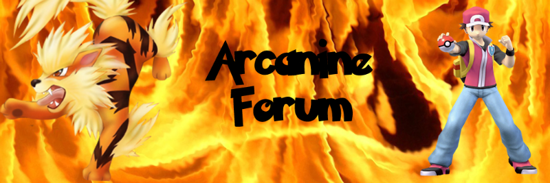 Arcanine forum