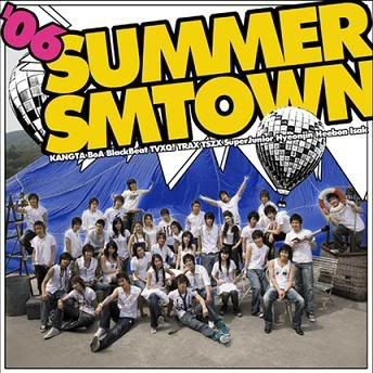 Album SM Town Summer 2006 Smlcr6