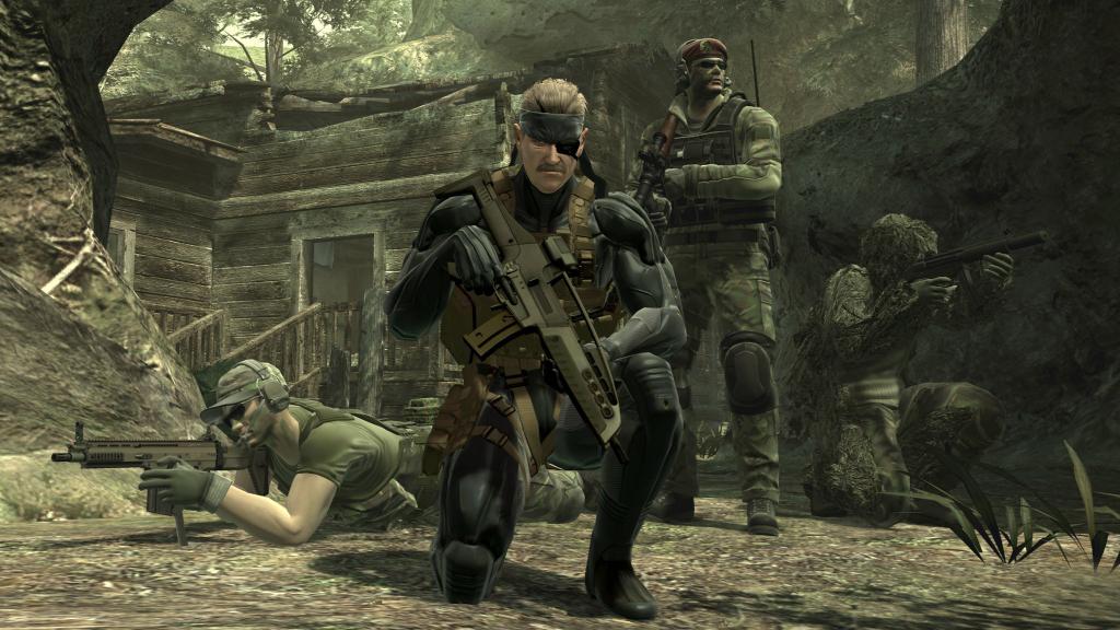 Metal Gear Online lo desarrollará el nuevo equipo de Kojima Productions en Los Ángeles Mgos