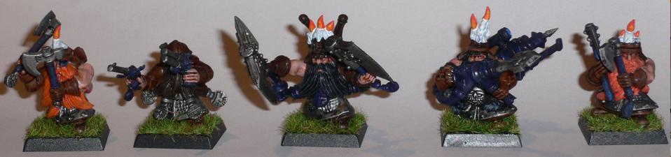 dwarf - Dwarf Miners Image2