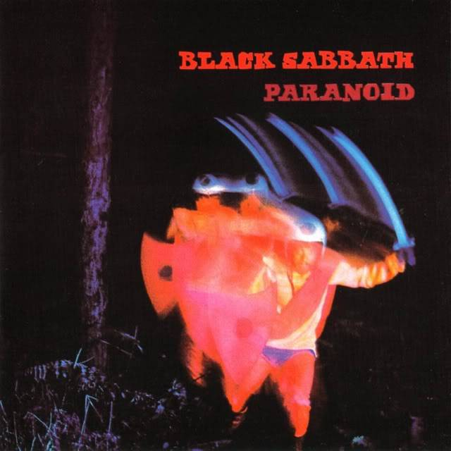 [Discografia (estúdio) - 320kbps] Black Sabbath BlackSabbath-Paranoid