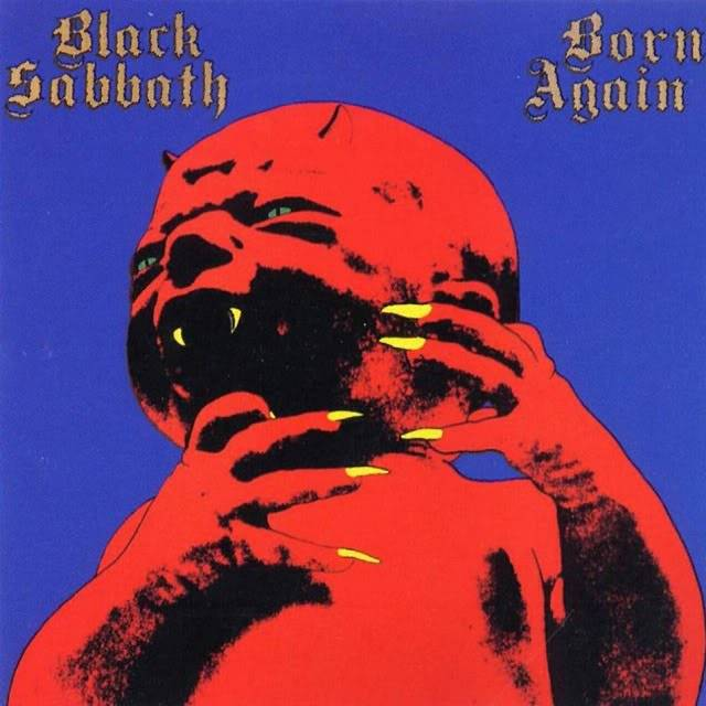[Discografia (estúdio) - 320kbps] Black Sabbath Black_Sabbath-Born_Again-Frontal
