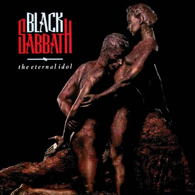 [Discografia (estúdio) - 320kbps] Black Sabbath Black_Sabbath-The_Eternal_Idol-Frontal