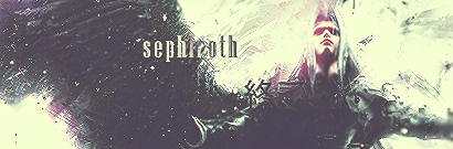Dragon Ball Z? Sephiroth