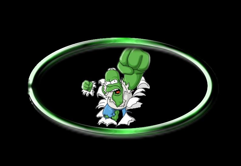 Homer the hulk Table-hulk