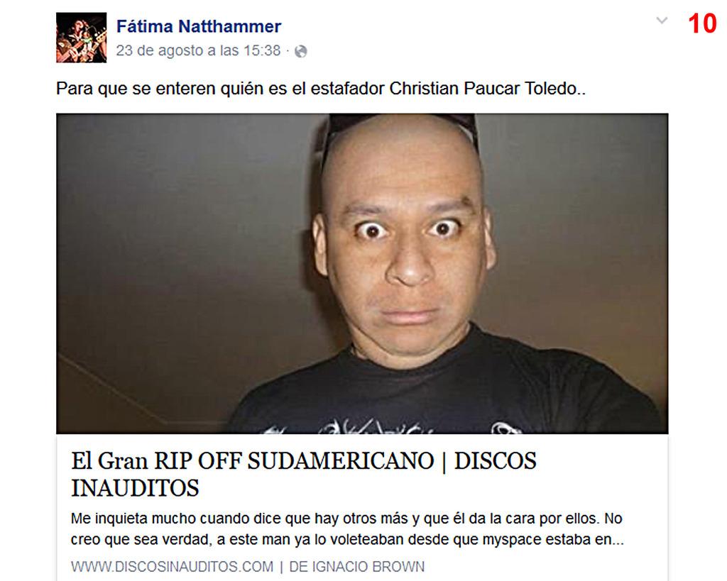CHRISTIAN FELIPE PAUCAR TOLEDO !!! - ESTAFADOR INTERNACIONAL DE BANDAS Y SELLOS DISCOGRÁFICOS - RIP OFF ! 10_zpsulm7njac