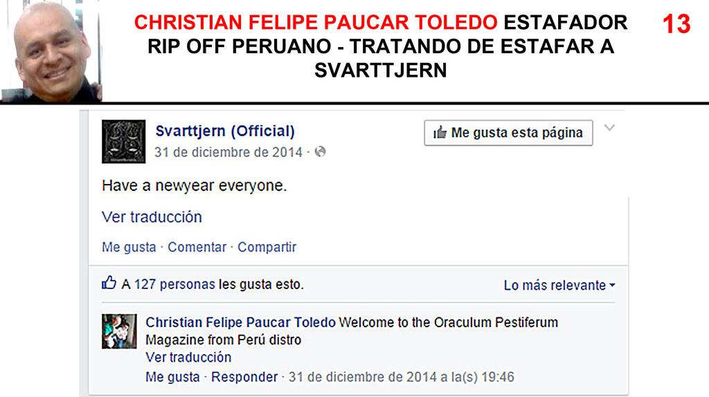 CHRISTIAN FELIPE PAUCAR TOLEDO !!! - ESTAFADOR INTERNACIONAL DE BANDAS Y SELLOS DISCOGRÁFICOS - RIP OFF ! 13_zpsguscmadb