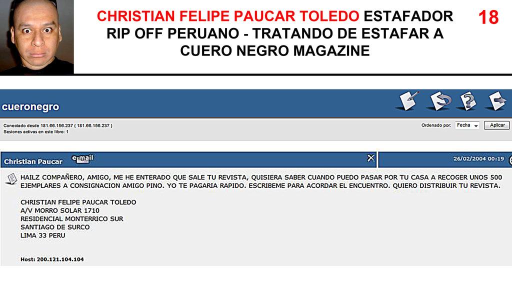 CHRISTIAN FELIPE PAUCAR TOLEDO !!! - ESTAFADOR INTERNACIONAL DE BANDAS Y SELLOS DISCOGRÁFICOS - RIP OFF ! 18_zpslaatnnj8