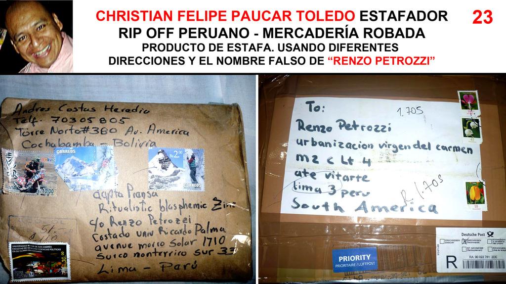 CHRISTIAN FELIPE PAUCAR TOLEDO !!! - ESTAFADOR INTERNACIONAL DE BANDAS Y SELLOS DISCOGRÁFICOS - RIP OFF ! 23_zpszlhlmigl
