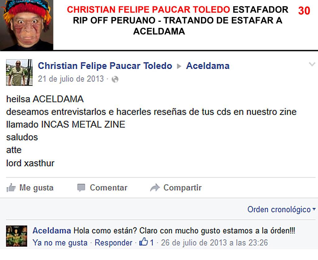 CHRISTIAN FELIPE PAUCAR TOLEDO !!! - ESTAFADOR INTERNACIONAL DE BANDAS Y SELLOS DISCOGRÁFICOS - RIP OFF ! 30%20Aceldama_zpswnfw15eo