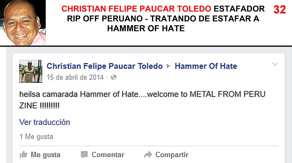 CHRISTIAN FELIPE PAUCAR TOLEDO !!! - ESTAFADOR INTERNACIONAL DE BANDAS Y SELLOS DISCOGRÁFICOS - RIP OFF ! 32%20Hammer%20Of%20Hate_zpsloqv6a4g