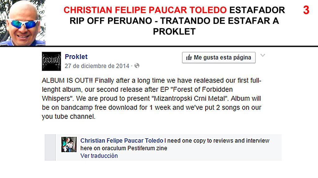 CHRISTIAN FELIPE PAUCAR TOLEDO !!! - ESTAFADOR INTERNACIONAL DE BANDAS Y SELLOS DISCOGRÁFICOS - RIP OFF ! 3_zpsgwun1h5i