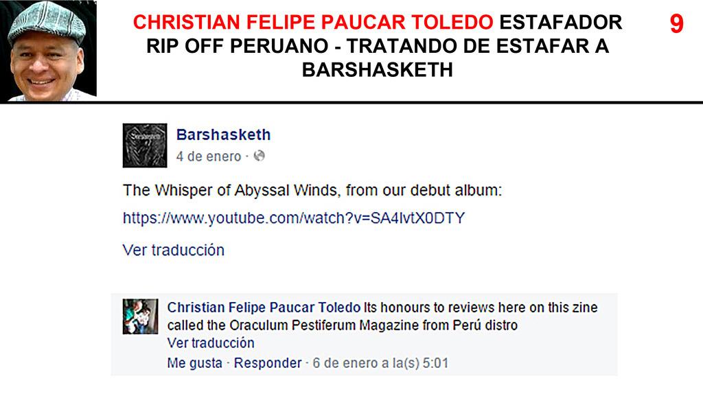 CHRISTIAN FELIPE PAUCAR TOLEDO !!! - ESTAFADOR INTERNACIONAL DE BANDAS Y SELLOS DISCOGRÁFICOS - RIP OFF ! 9_zpsnrkkhppu