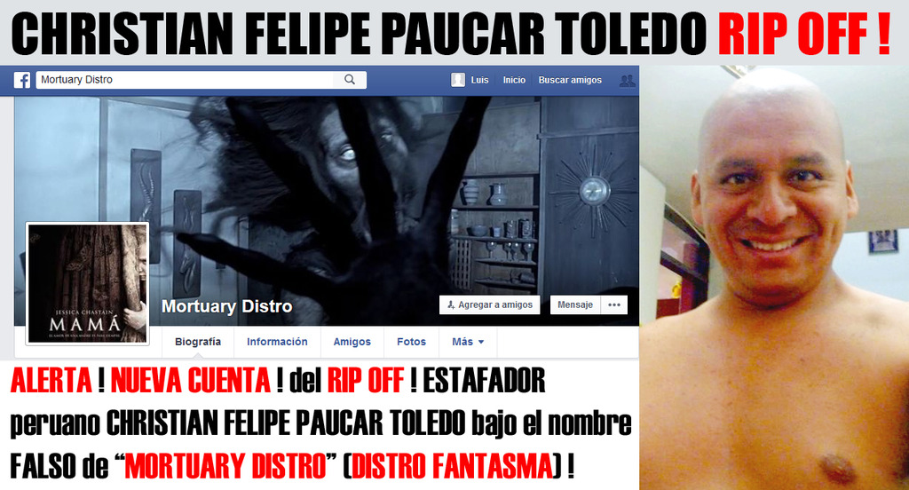 CHRISTIAN FELIPE PAUCAR TOLEDO !!! - ESTAFADOR INTERNACIONAL DE BANDAS Y SELLOS DISCOGRÁFICOS - RIP OFF ! Mortuary_distro_spanish_zpsix5llg1i
