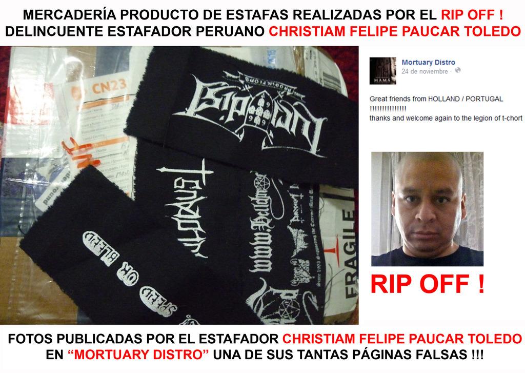 CHRISTIAN FELIPE PAUCAR TOLEDO !!! - ESTAFADOR INTERNACIONAL DE BANDAS Y SELLOS DISCOGRÁFICOS - RIP OFF ! Stolen_stuff18_zps30tzkfsu