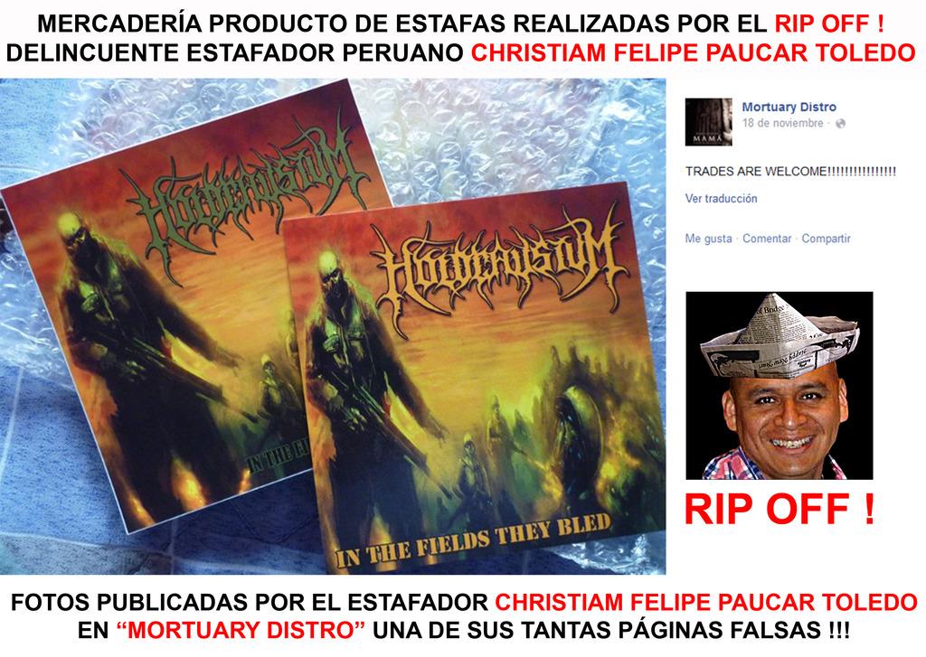 CHRISTIAN FELIPE PAUCAR TOLEDO !!! - ESTAFADOR INTERNACIONAL DE BANDAS Y SELLOS DISCOGRÁFICOS - RIP OFF ! Stolen_stuff1_zpsiffn1wd9
