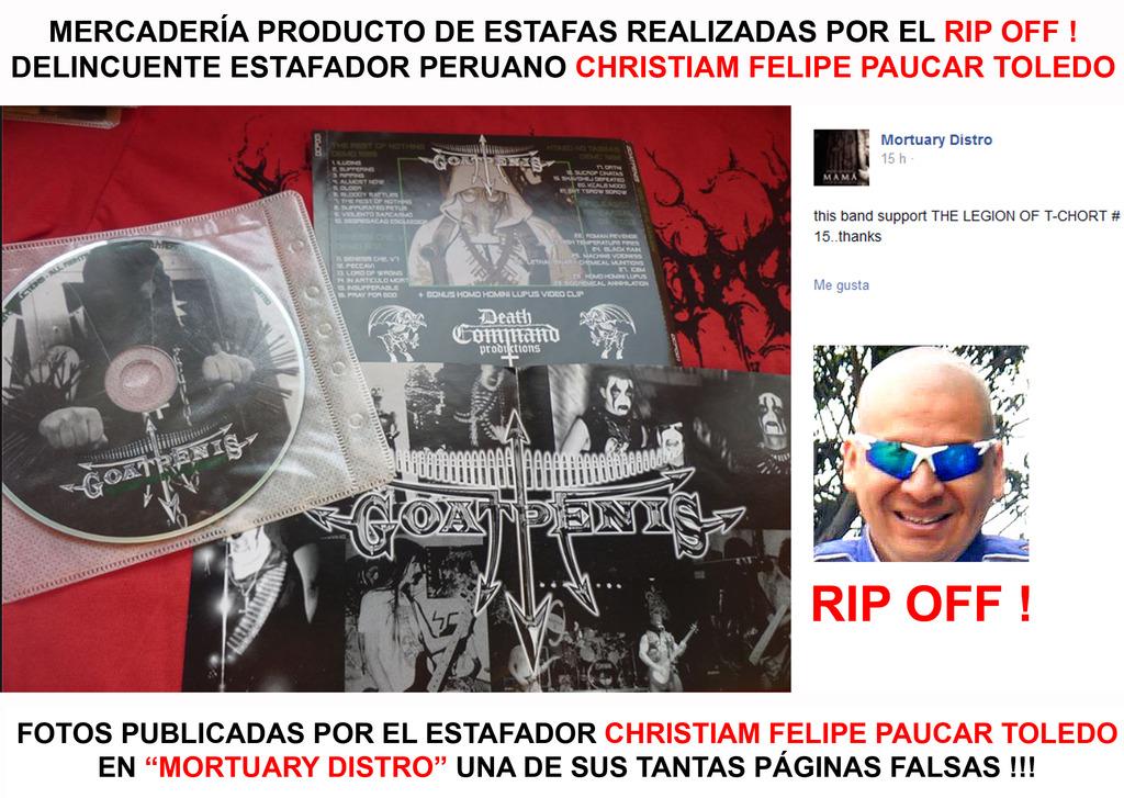 CHRISTIAN FELIPE PAUCAR TOLEDO !!! - ESTAFADOR INTERNACIONAL DE BANDAS Y SELLOS DISCOGRÁFICOS - RIP OFF ! Stolen_stuff3_zpstotrni4l