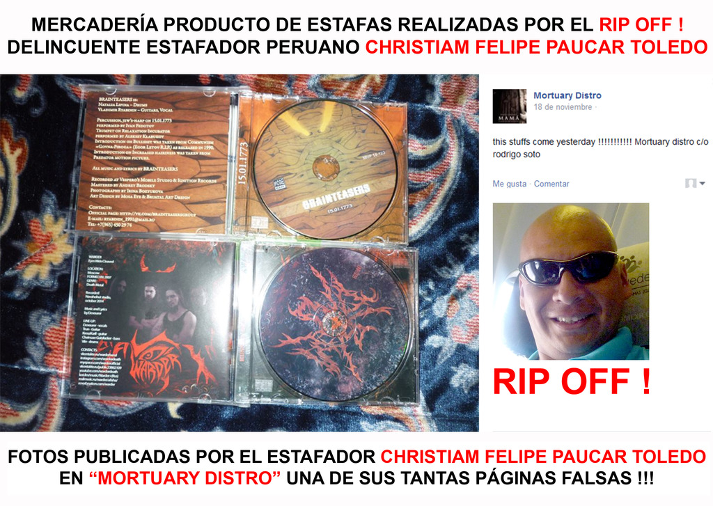 CHRISTIAN FELIPE PAUCAR TOLEDO !!! - ESTAFADOR INTERNACIONAL DE BANDAS Y SELLOS DISCOGRÁFICOS - RIP OFF ! Stolen_stuff7_zps8dbmkbpa