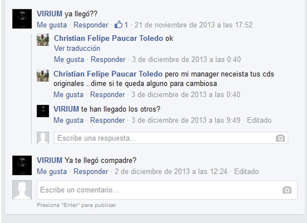 CHRISTIAN FELIPE PAUCAR TOLEDO !!! - ESTAFADOR INTERNACIONAL DE BANDAS Y SELLOS DISCOGRÁFICOS - RIP OFF ! Virium4_zpss6uhgbie
