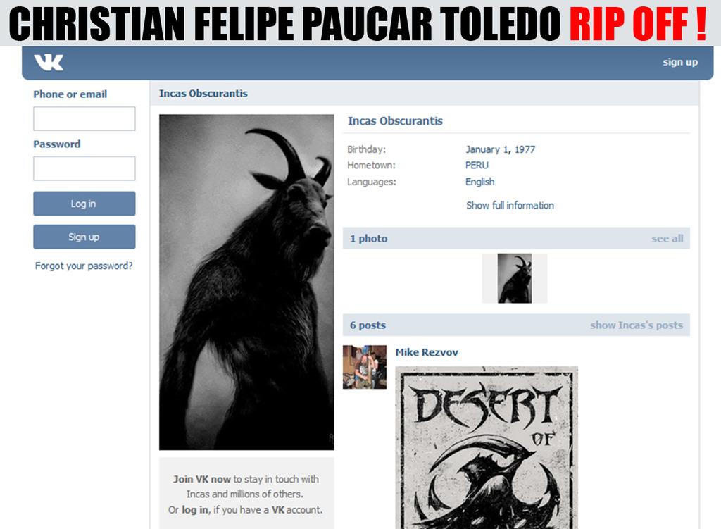 CHRISTIAN FELIPE PAUCAR TOLEDO !!! - ESTAFADOR INTERNACIONAL DE BANDAS Y SELLOS DISCOGRÁFICOS - RIP OFF ! Vk_incas_obscurantis1_zpsnclgnztf
