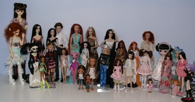 Sekalaiset nuket P1070737