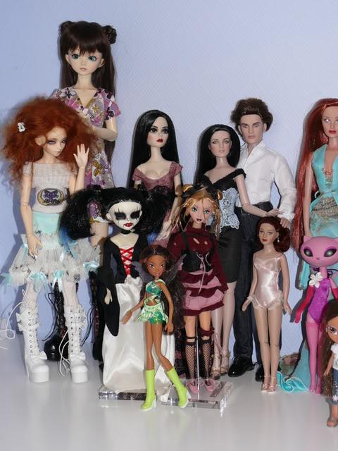 Sekalaiset nuket P1070738