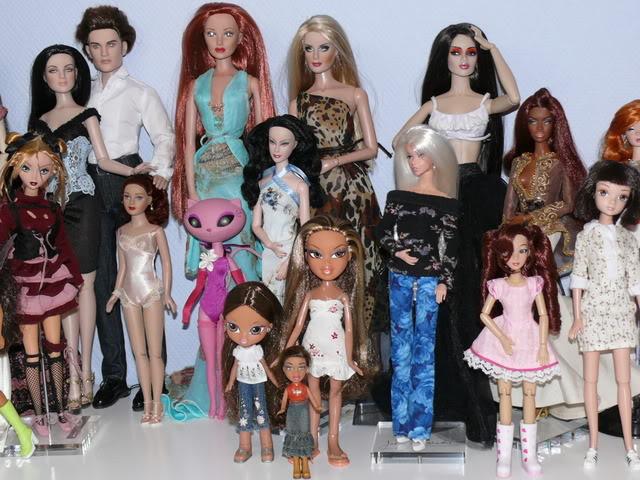 Sekalaiset nuket P1070739