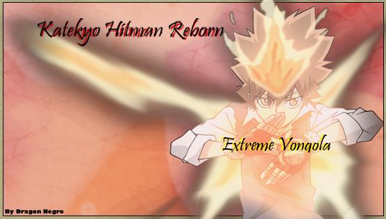 Katekyo Hitman Reborn: Extreme Vongola