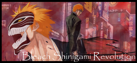 Bleach Shinigami Revolution