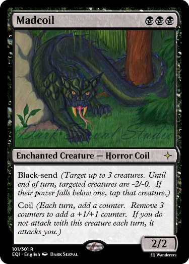 EQ Fanfic Magic Cards. Madcoil%20card_zps71avpa44